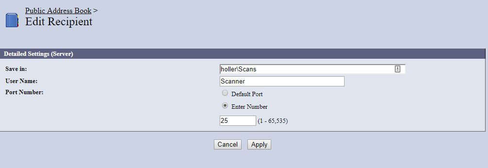 Copying, Faxing, Scanning topics