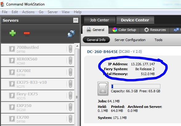 Ip Address Has Letters