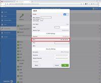 wi-fi --> IPv4