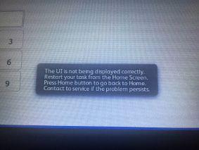Error in UI