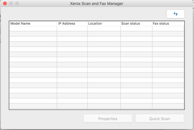 Scanning from a Xerox 3325 to a Mac Customer Support Forum