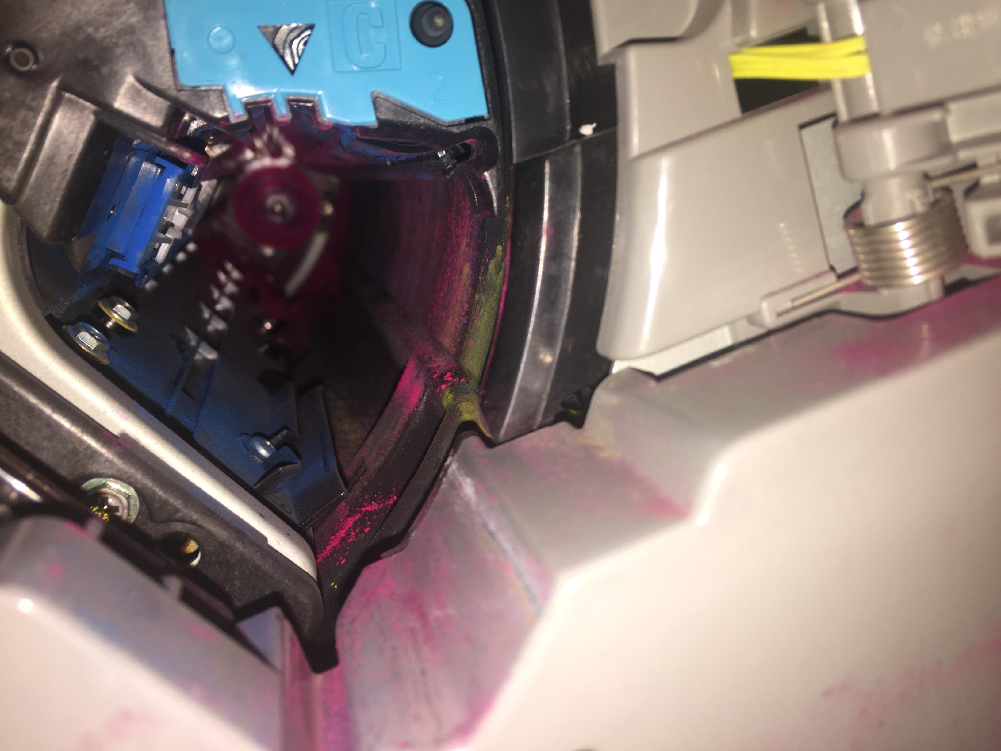 Xerox Workcenter 7232 - Streaking - Toner leakage ... - Customer Support  Forum