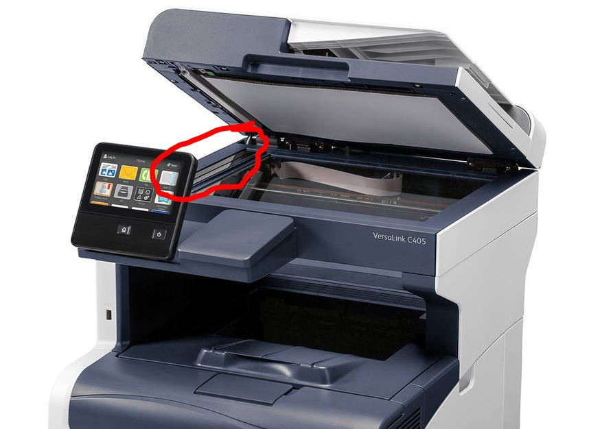 All Copying, Faxing, Scanning posts
