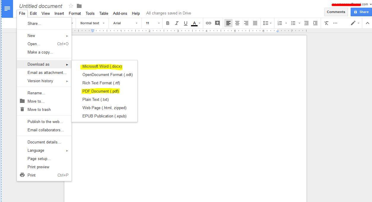 Google Drive App won't print Google Docs - Customer Support