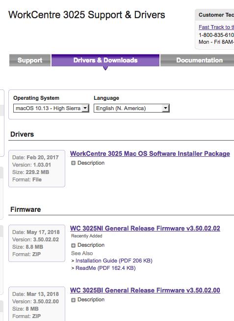 Solved: 3025 scanner error under osx - Customer Support Forum