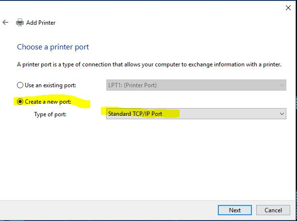 Solved: Since win 10x64 update to 1803 - Printer shows as