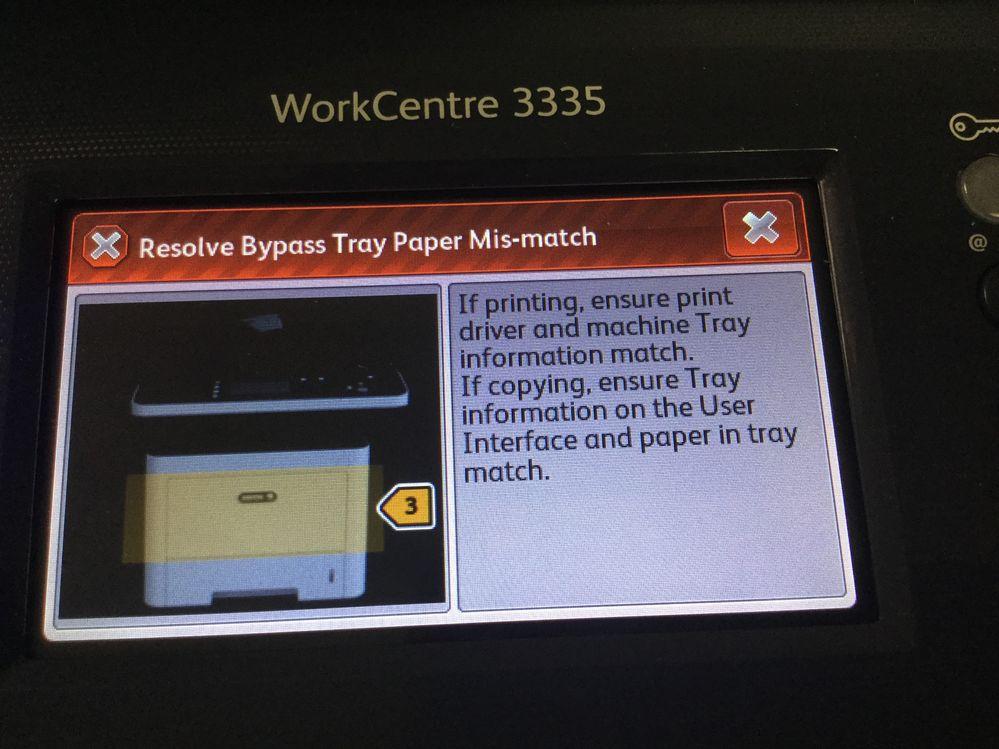 New printer error printing envelopes.jpg