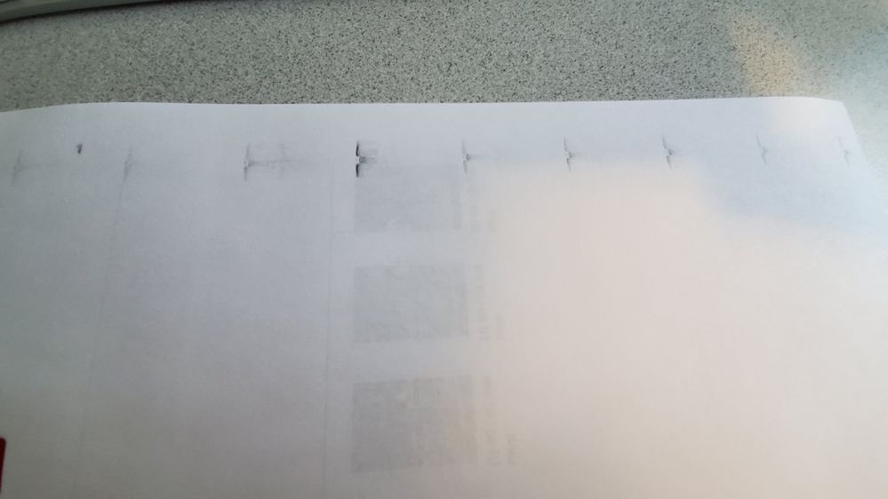 How it looks on a printed page