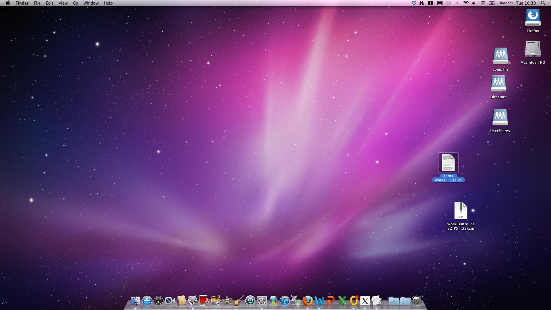 trying to setup mac book pro to use networked 7132... - Customer Support Forum