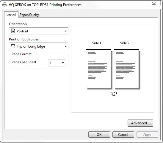 Solved Xerox Workcentre V4 Printer Driver Issue