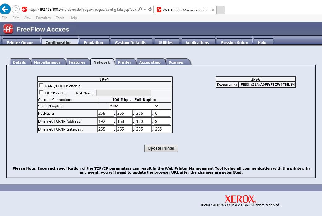 solved xerox 6204 setup under windows 10 page 2 customer rh forum support xerox com Xerox DC242 xerox 6204 service manual pdf