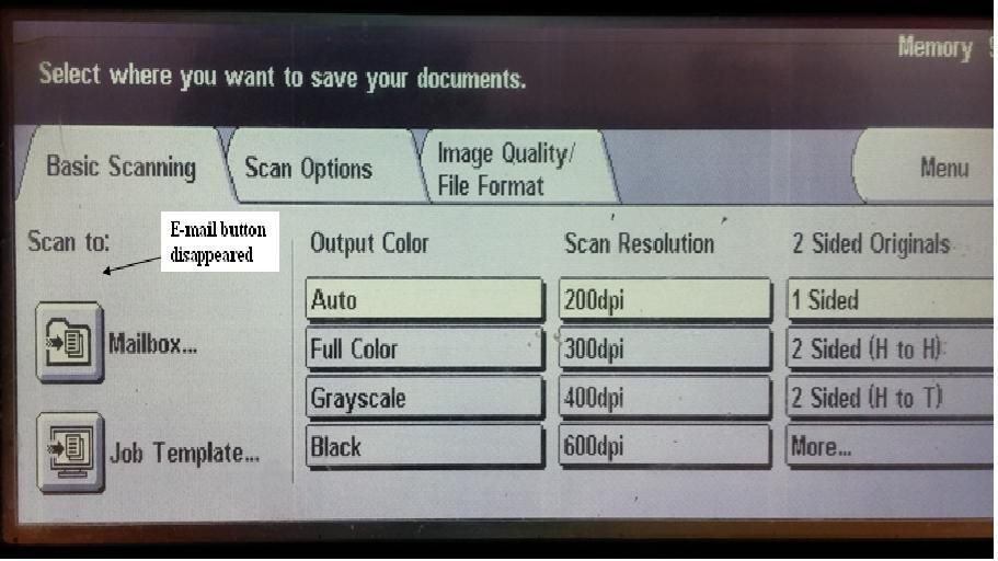 solved no scanning option on workcentre 7132 customer support forum rh forum support xerox com WorkCentre 7132 Driver 64-Bit xerox wc 7132 service manual