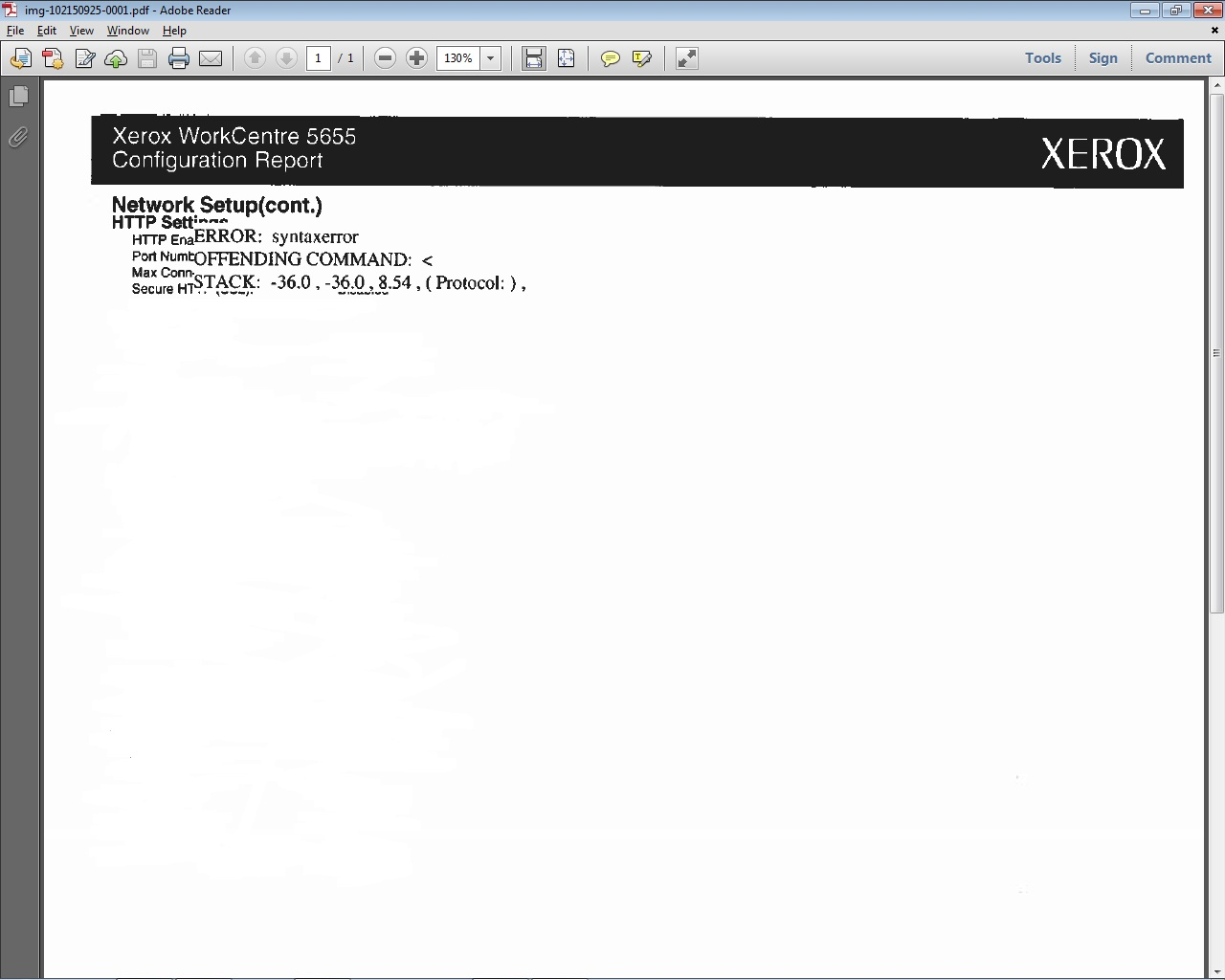 Snapshot of Config Report for WC5655.jpg