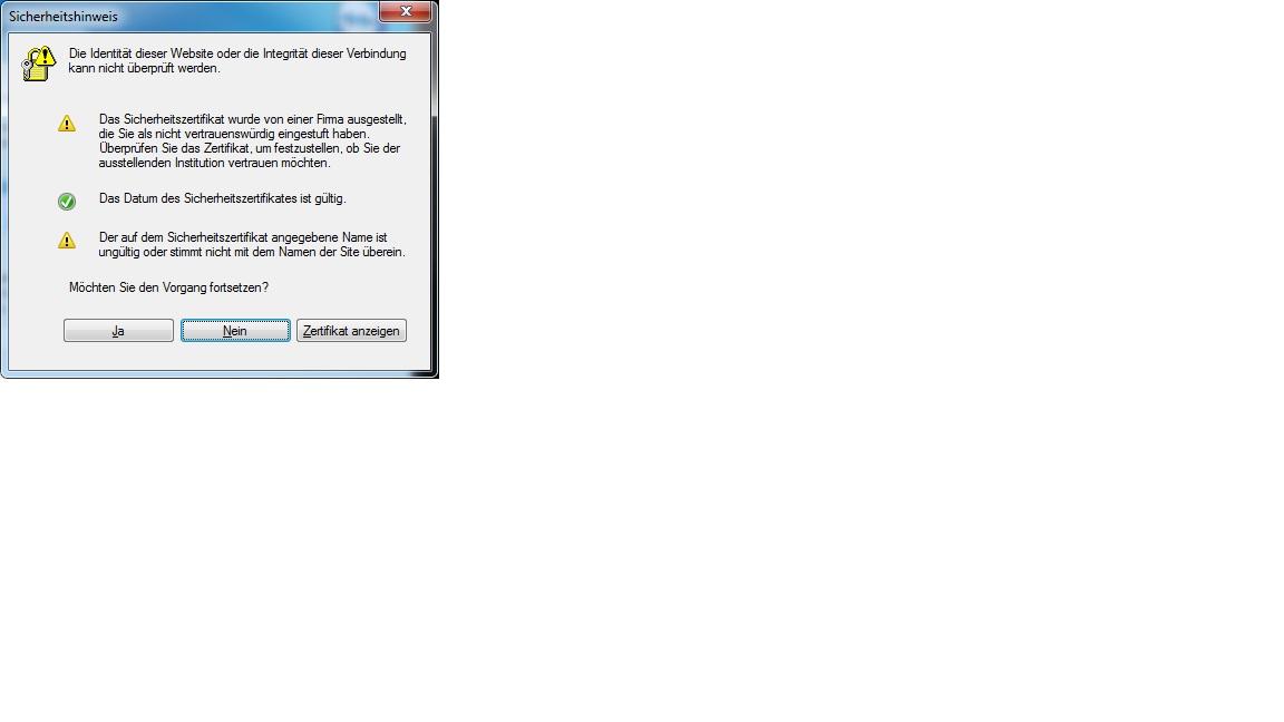 Workcentre 7525 Certificate Warning every print jo... - Customer ...